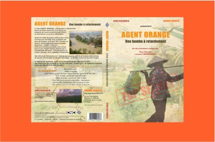 DVD Agent Orange une bombe à retardement